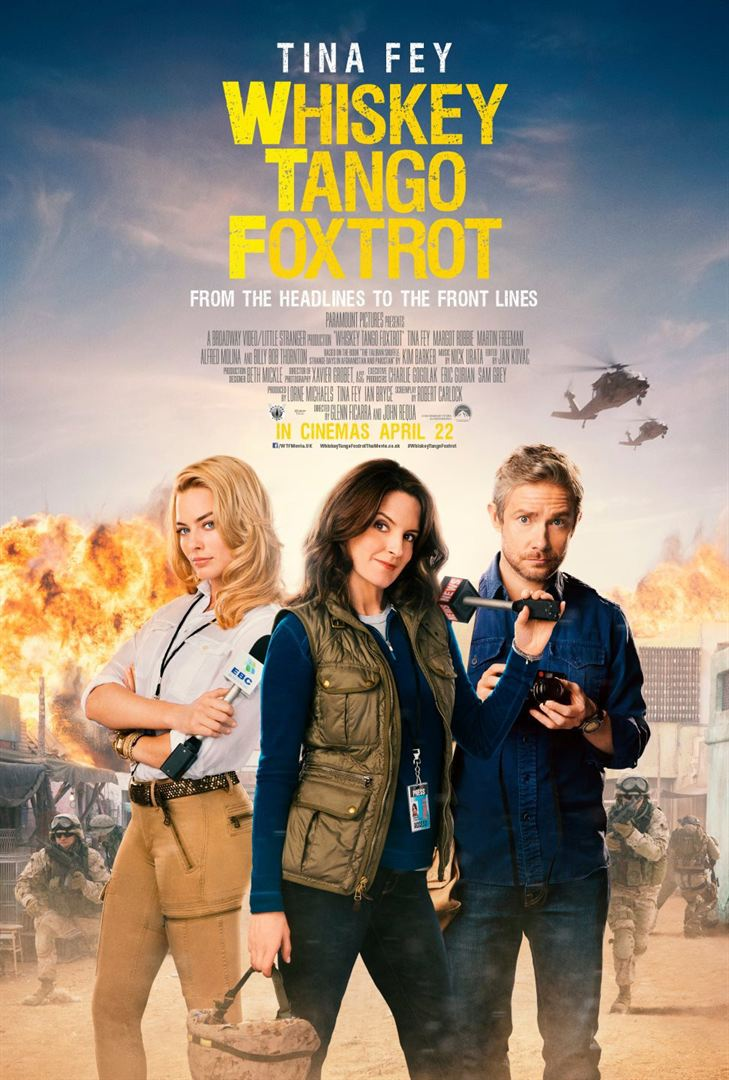 Whiskey Tango Foxtrot en streaming