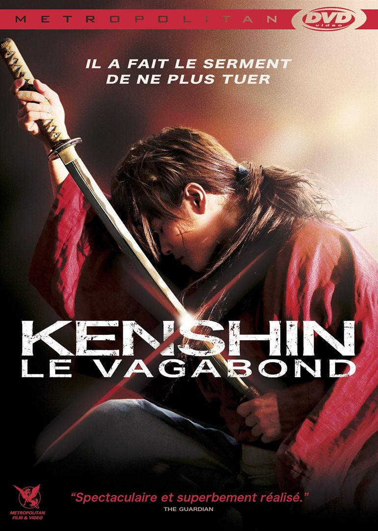Kenshin le Vagabond en streaming uptobox