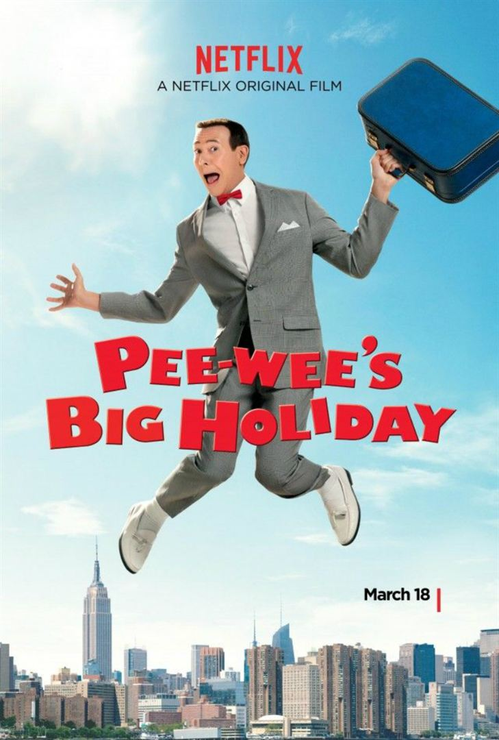 Pee-Wee's Big Holiday VOSTFR