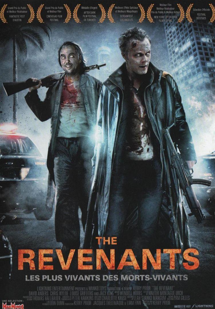 The Revenant en Streaming