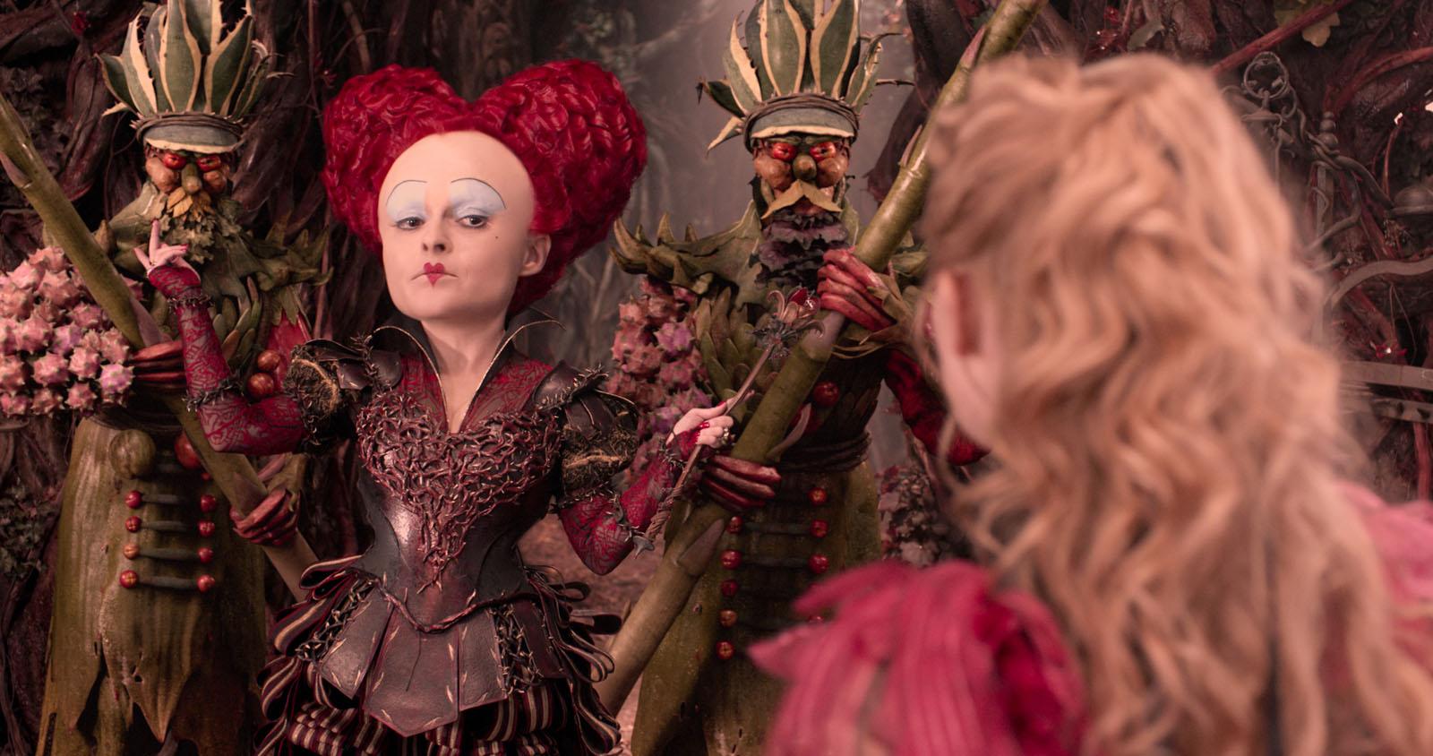 screen Alice De Lautre Cote Du Miroir
