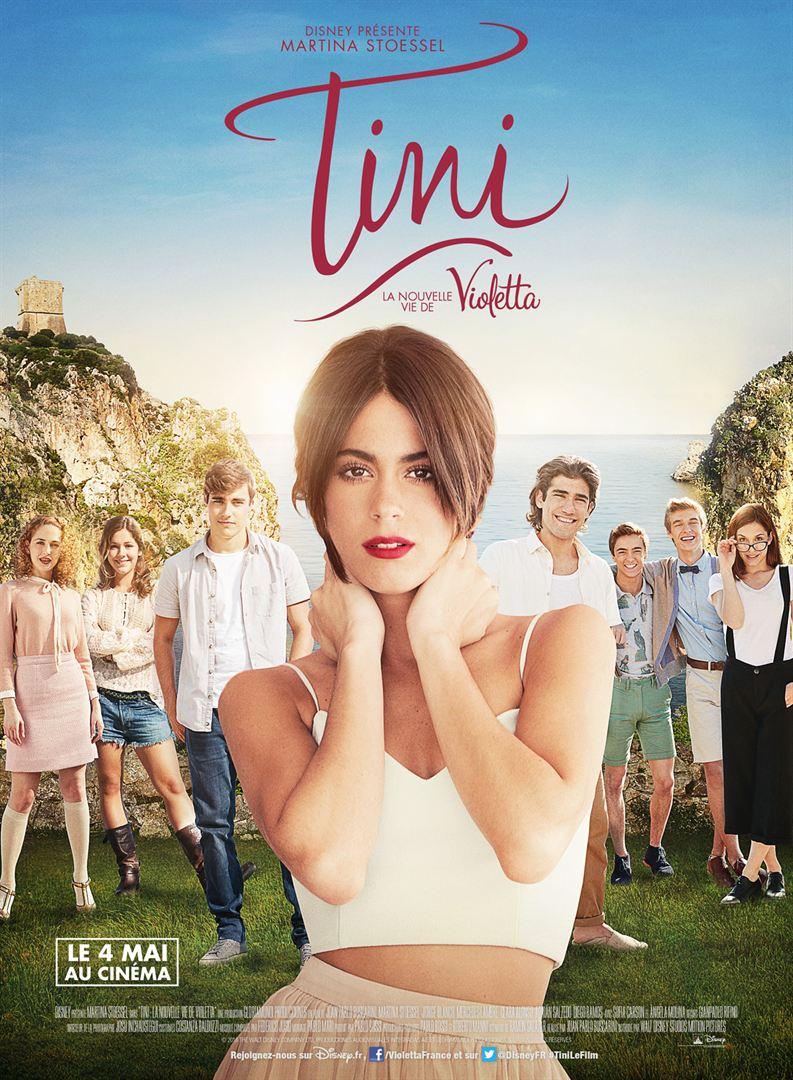 TINI – La nouvelle vie de Violetta en streaming