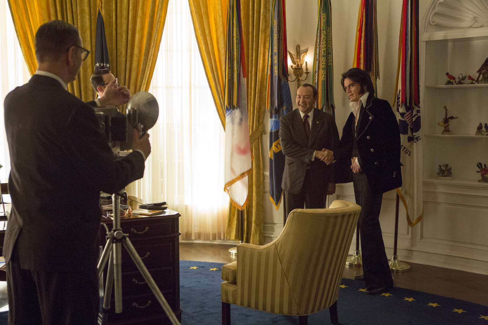 Elvis & Nixon - Kevin Spacey & Michael Shannon