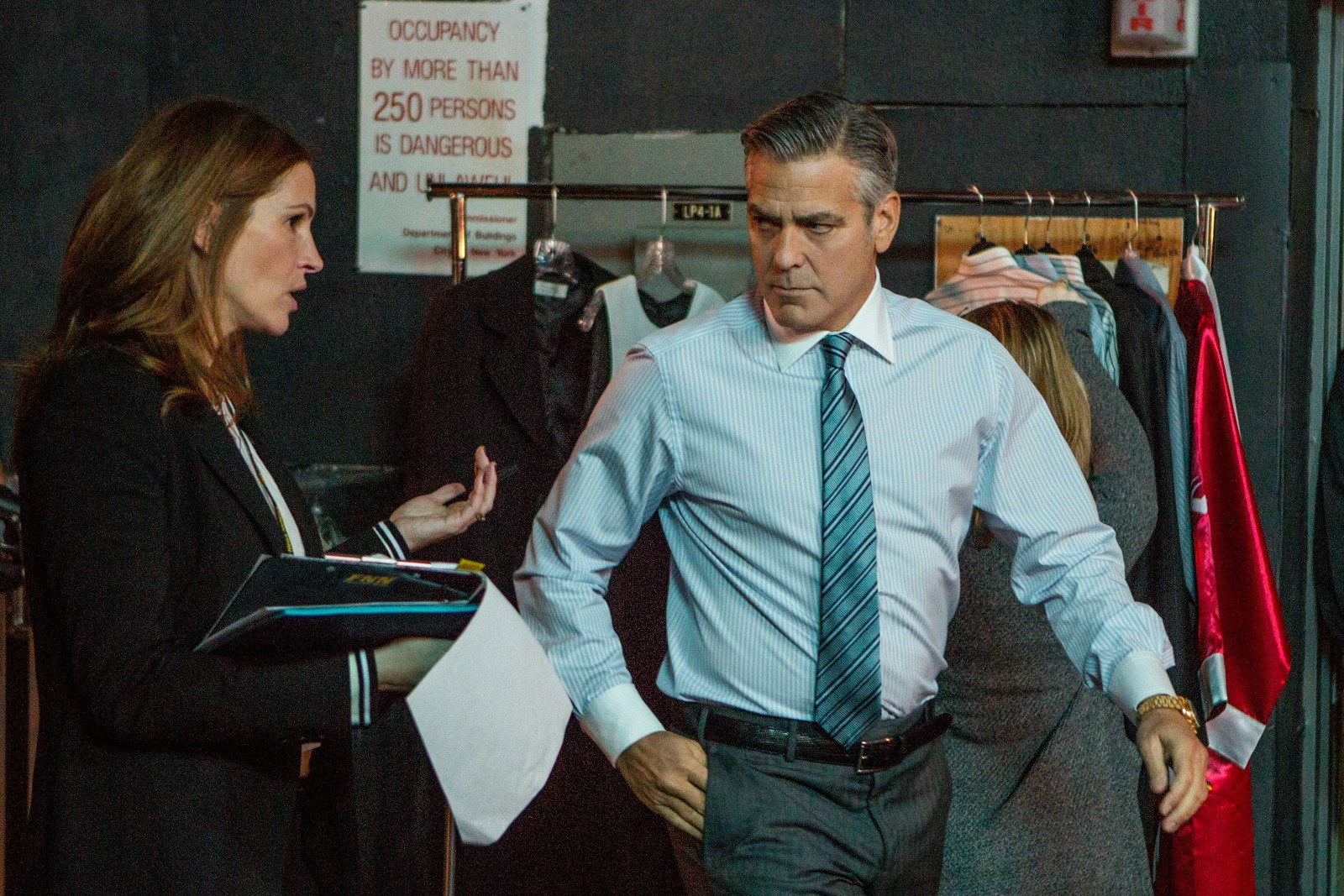 Money Monster - Julia Roberts et George Clooney