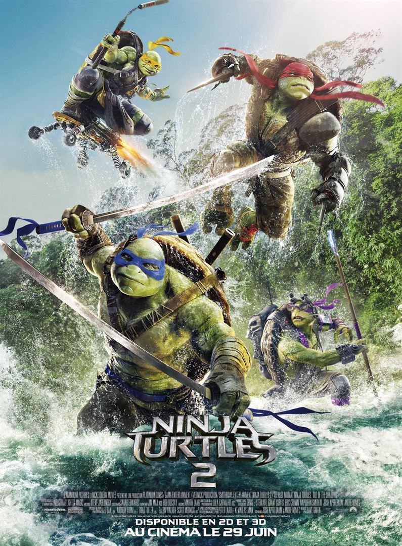 Ninja Turtles 2 TRUEFRENCH BDRIP 2016