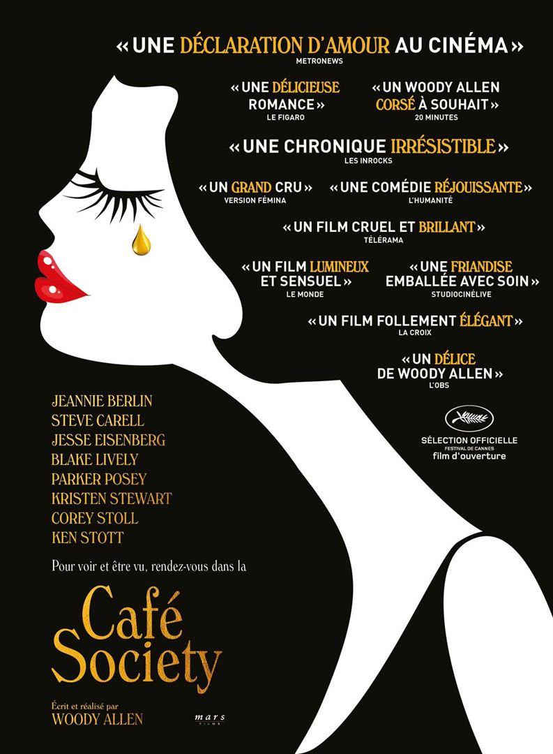 Café Society en streaming