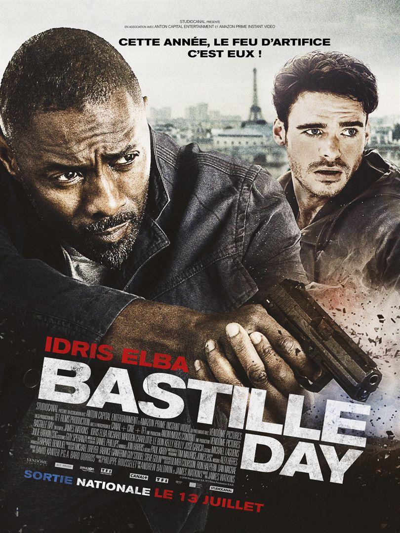 Bastille Day En Streaming