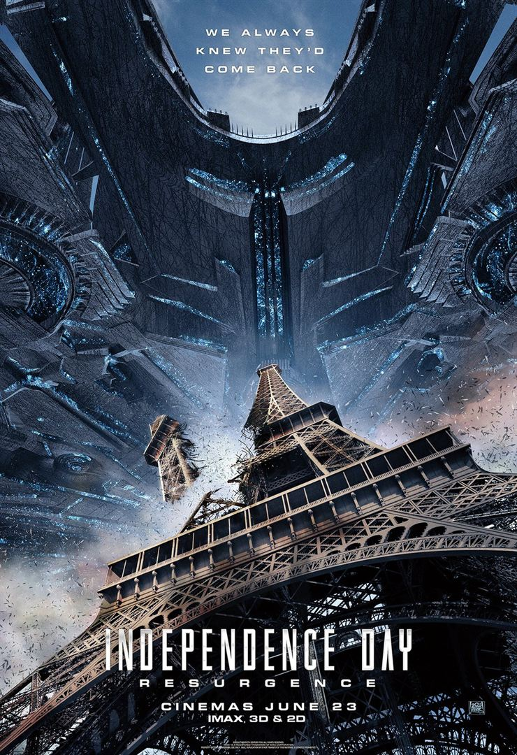 Independence Day : Resurgence Streaming