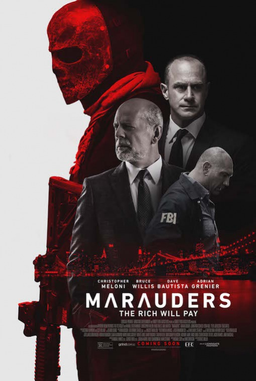 Marauders FRENCH BDRIP 2016