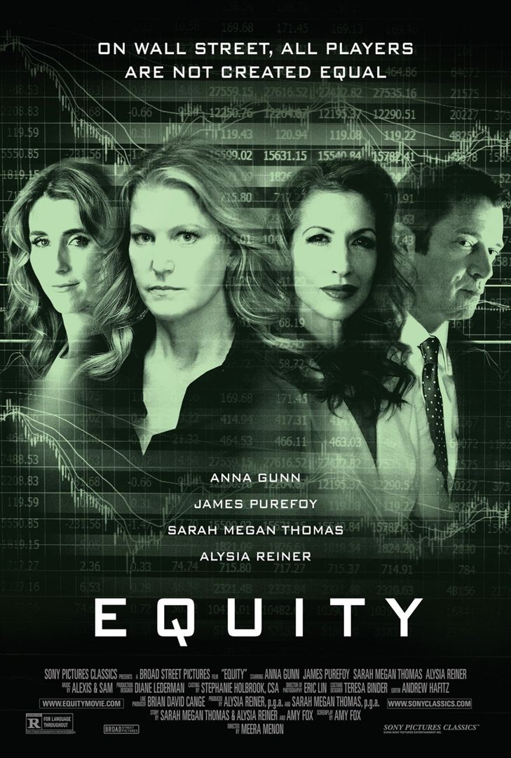Equity FRENCH 720p BluRay 2016