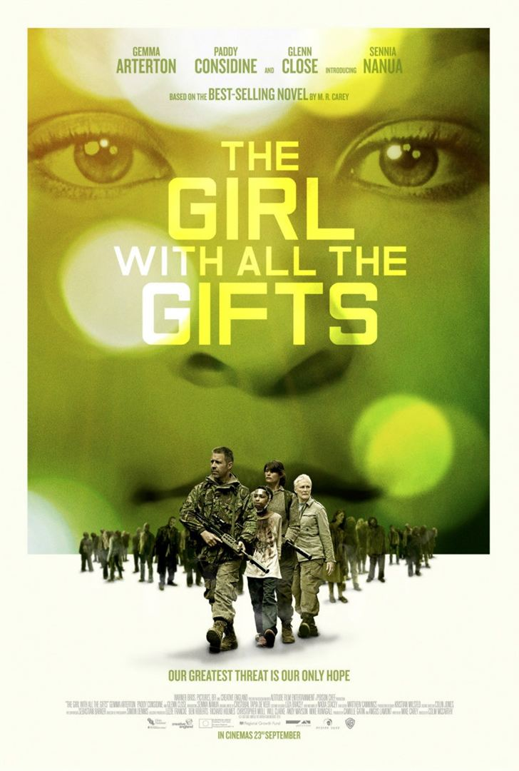 The Girl with all the Gifts VOSTFR 720p HDRIP 2017