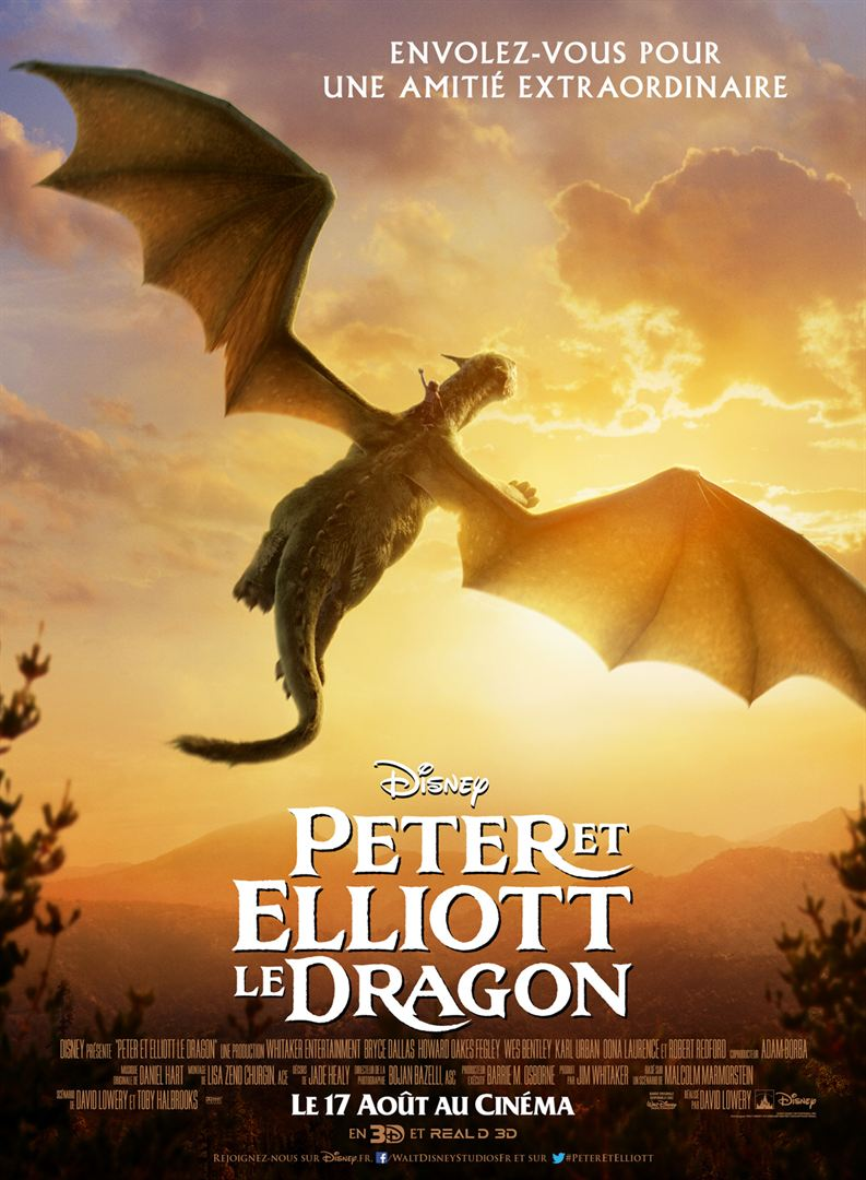 Peter et Elliott le dragon en streaming