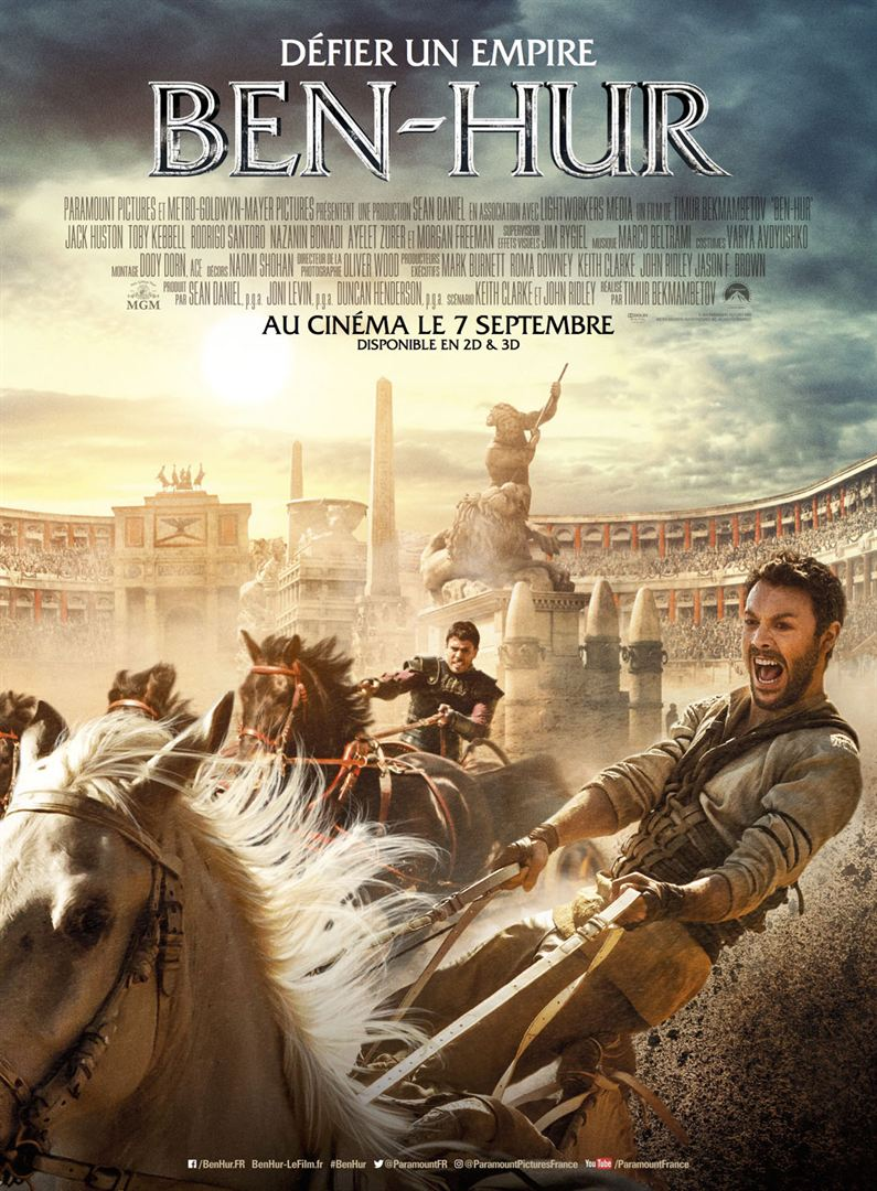 Ben-Hur en streaming uptobox