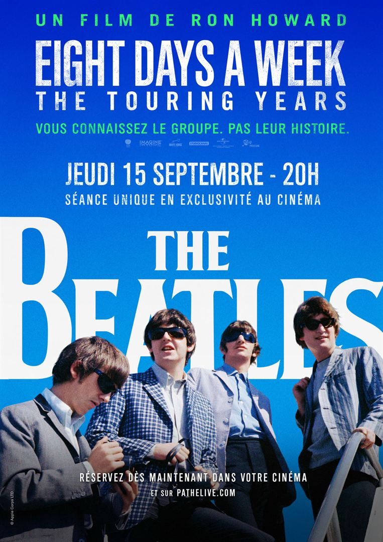 The Beatles : Eight Days a Week FRENCH BDRIP 2016