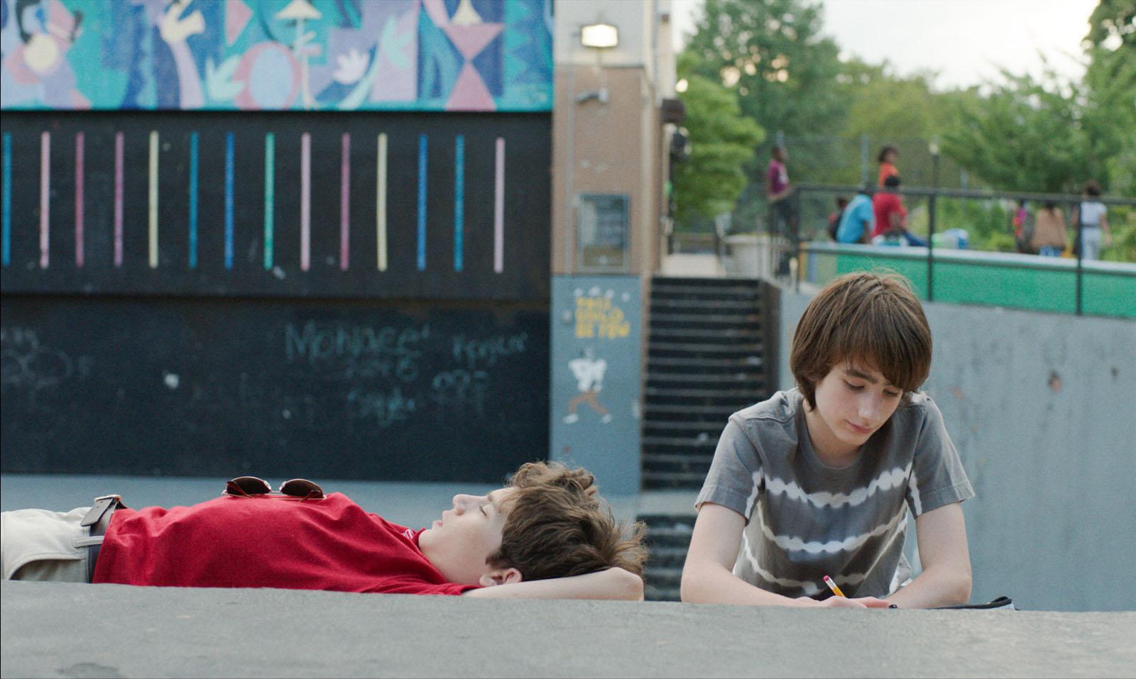 Brooklyn Village (Little men)