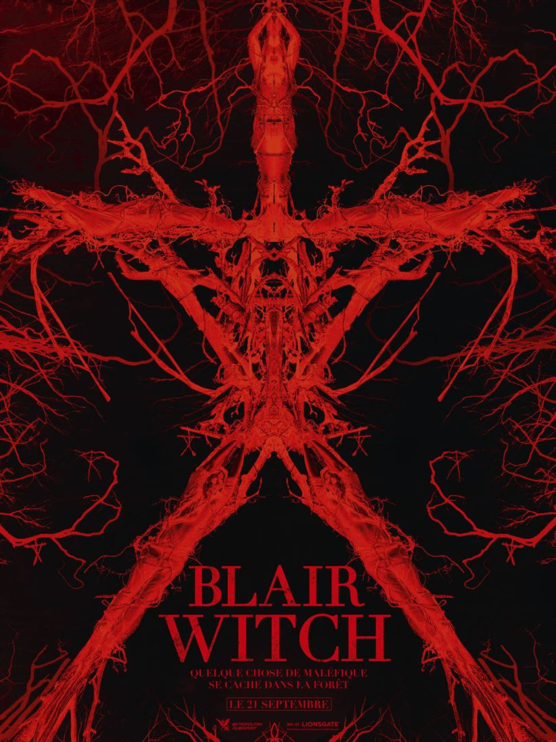 Blair Witch Multilingue 1080p BluRay 2016