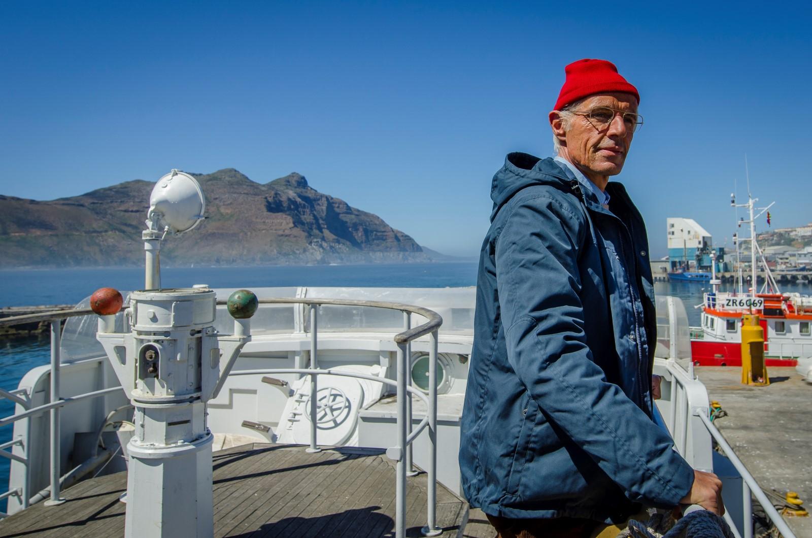 Cousteau, figure française légendaire