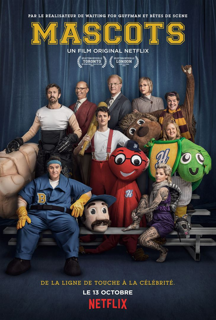 Mascots FRENCH WEBRIP 2016