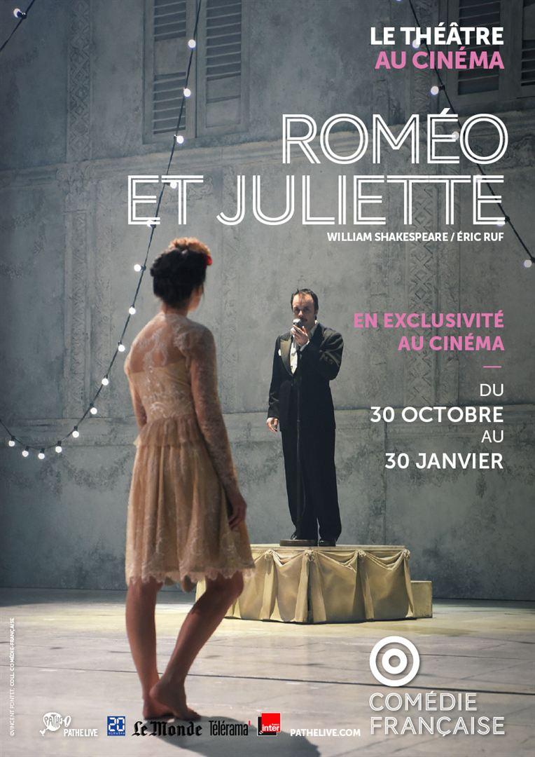 Roméo et Juliette (Comédie-Française / Pathé Live) : Affiche