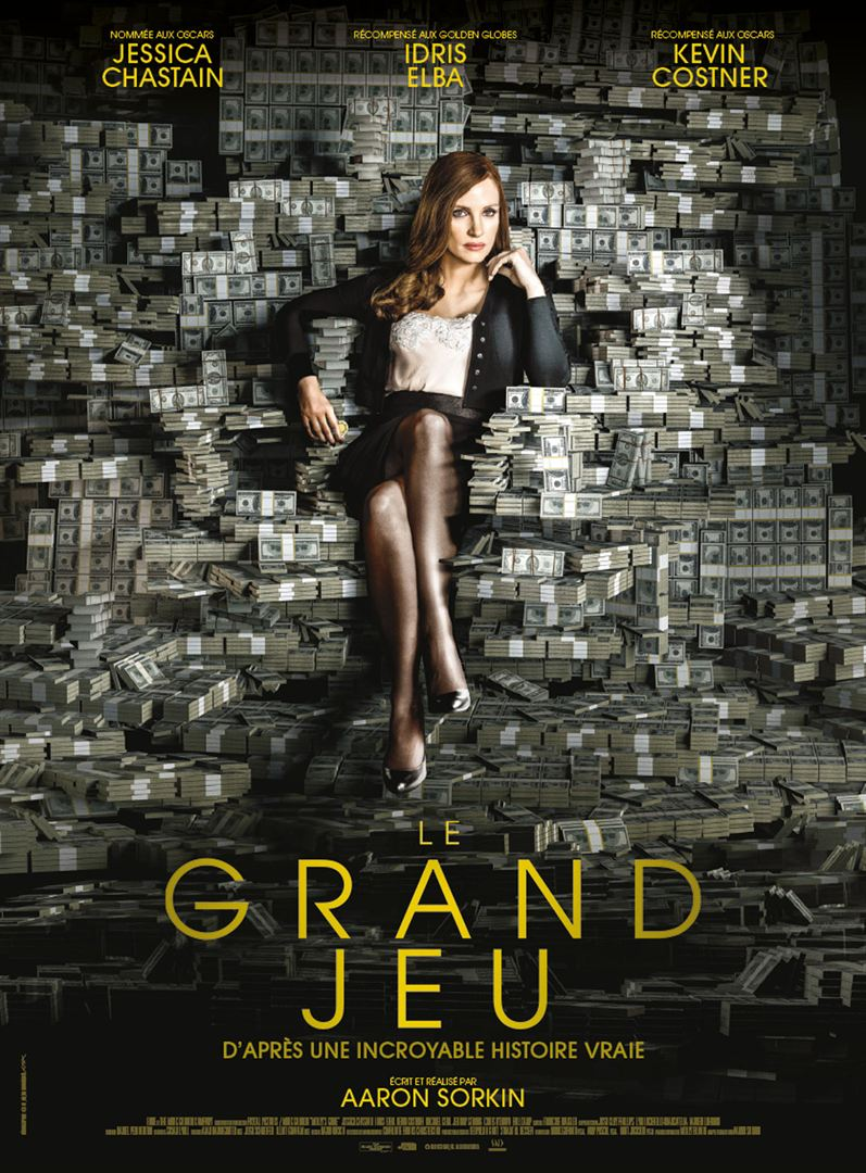 Le Grand Jeu (MOLLY'S GAME)
