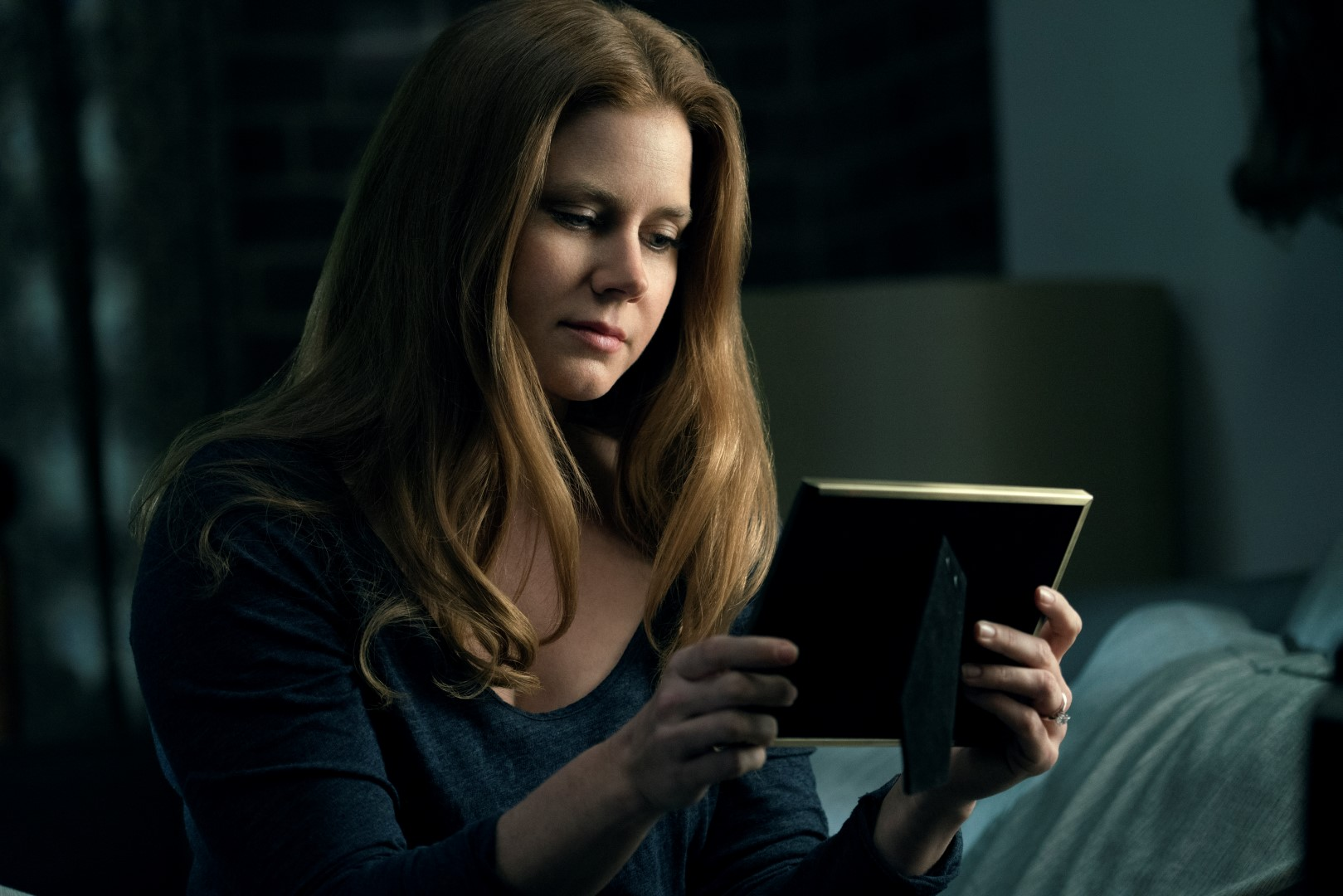 Amy Adams dans Justice league