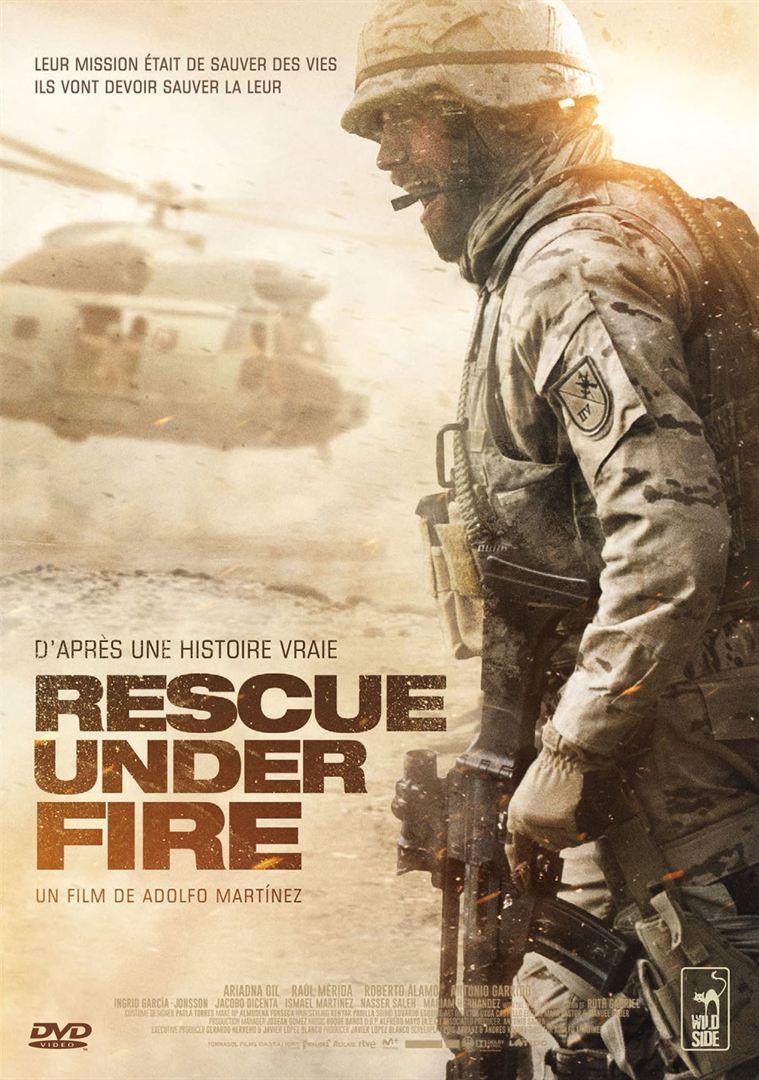 Rescue under fire