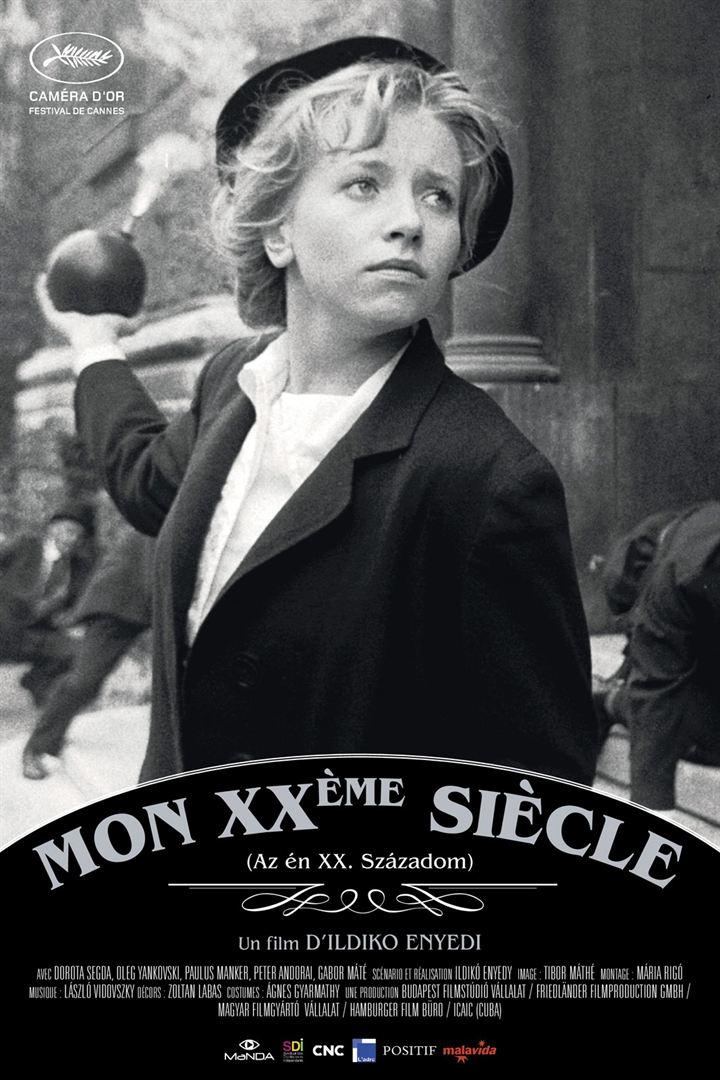 affiche du film mon vingtième siècle