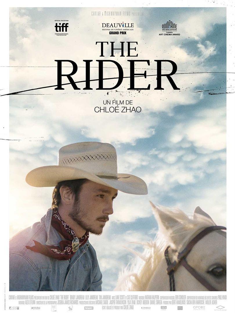The rider affiche