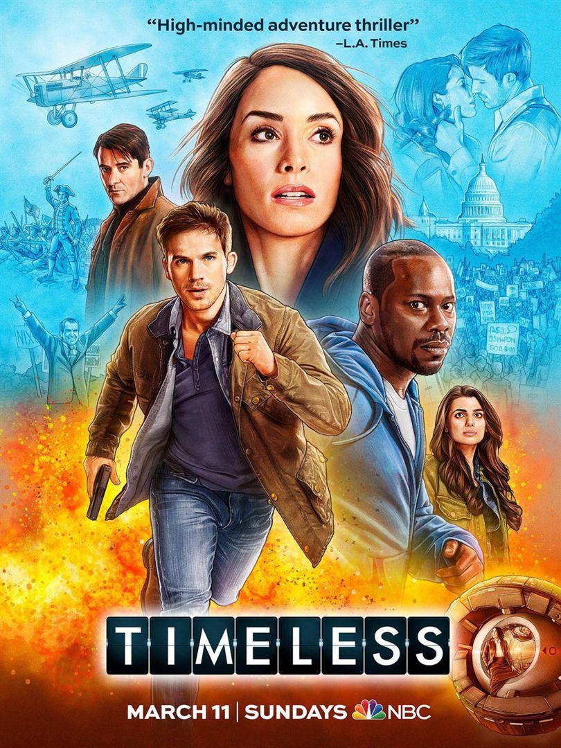 [Séries TV] Timeless, Saisons 1 & 2 0085631