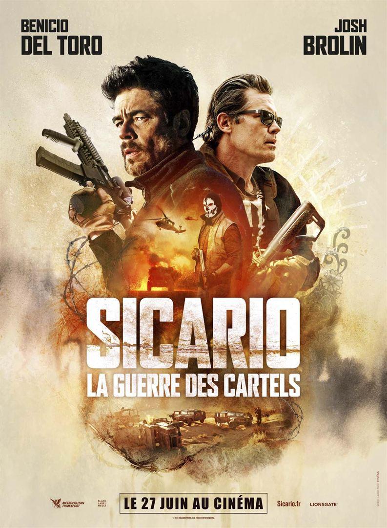 Sicario 2 affiche