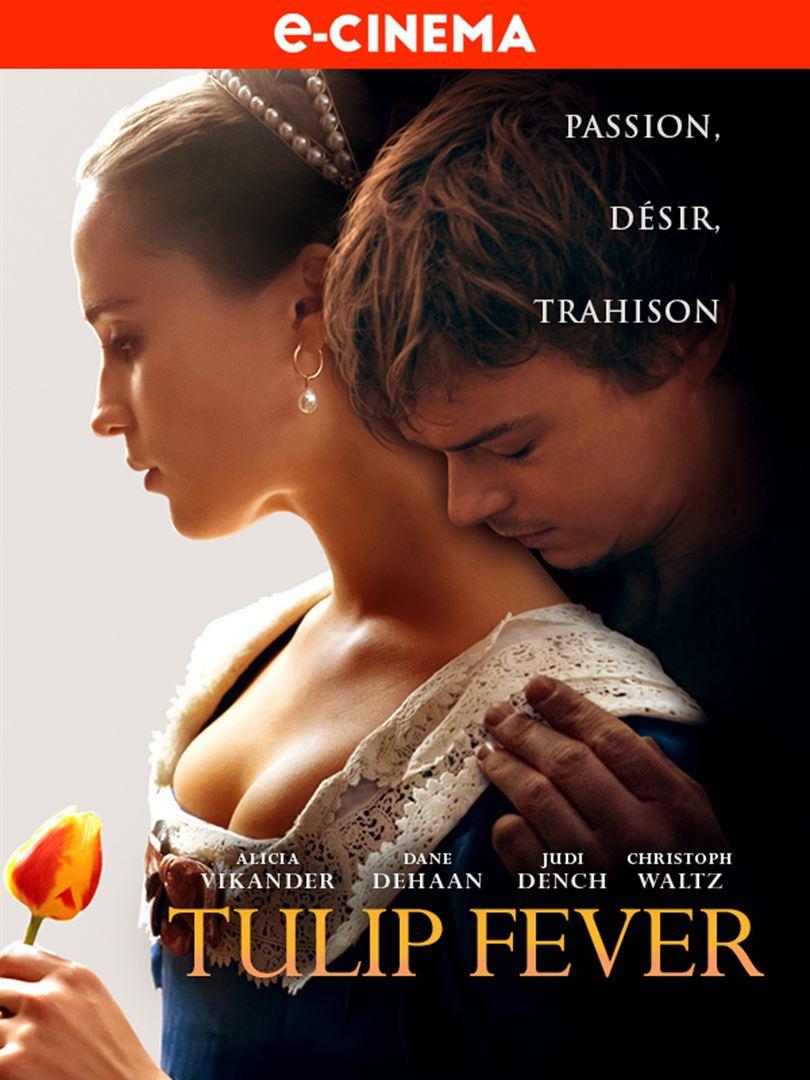 Tulip fever affiche