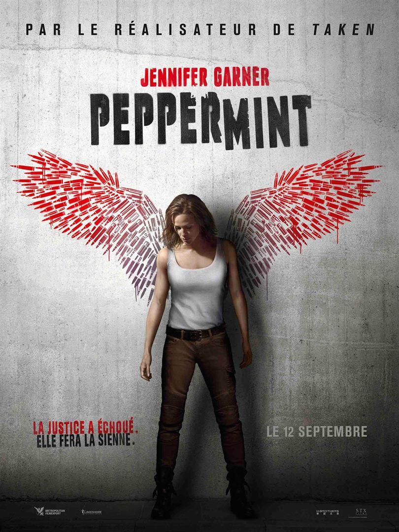 Peppermint affiche