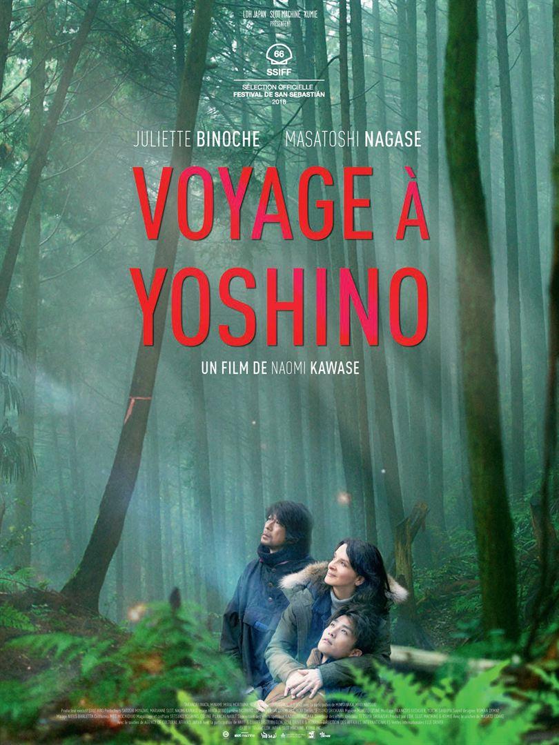 voyage yoshino affiche