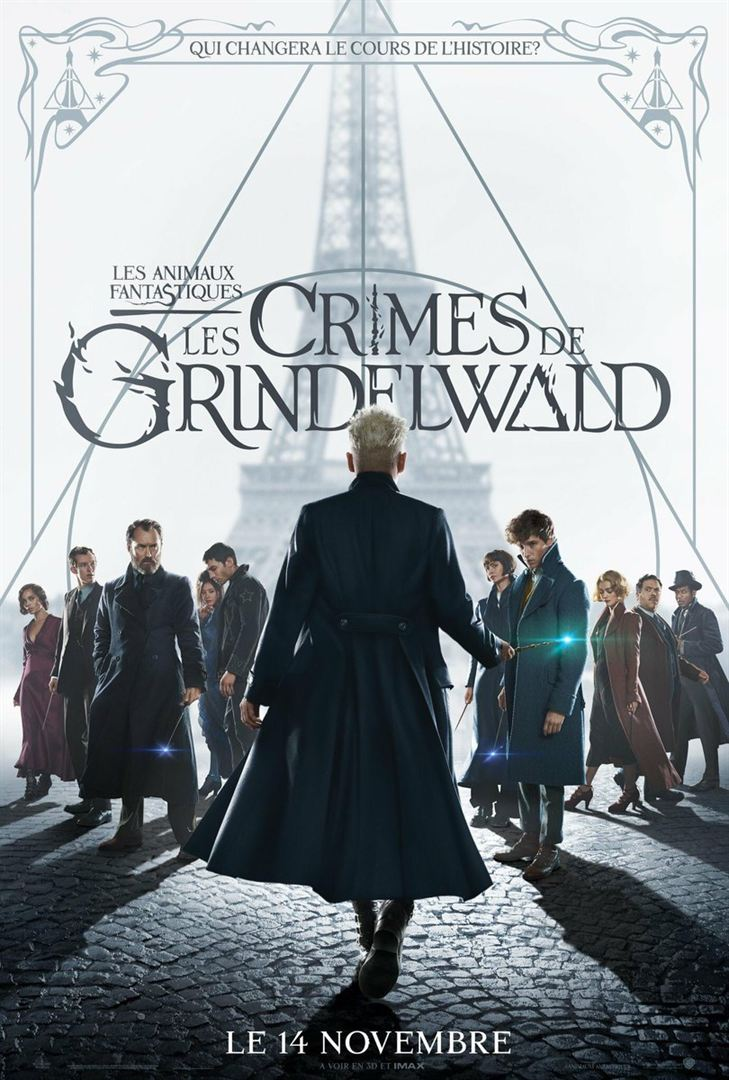 Les Crimes de Gindelwald