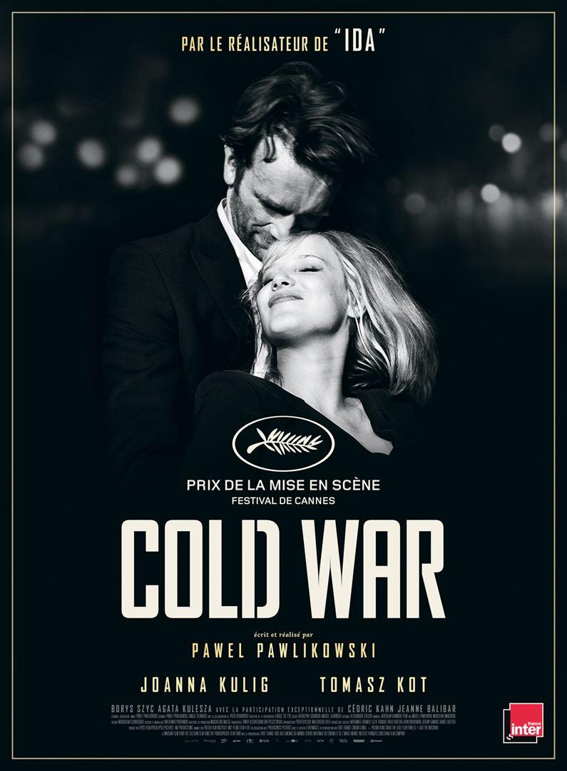 cold war affiche