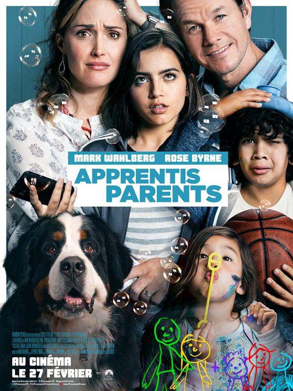 Apprentis parents affiche