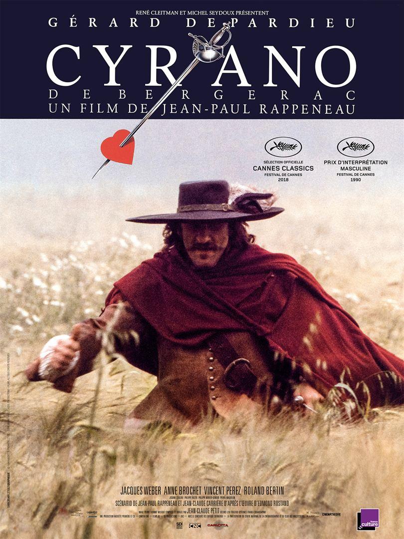Cyrano de Bergerac © Carlotta Films