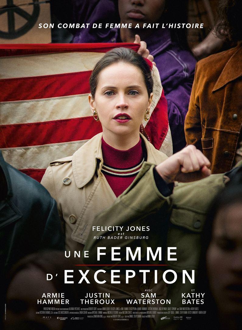 Séance ciné : Une femme d'exception