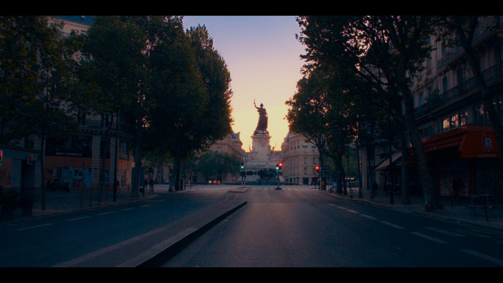 Paris est à nous Netflix