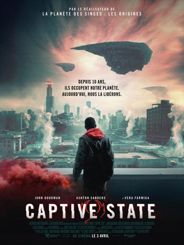 Captive state affiche