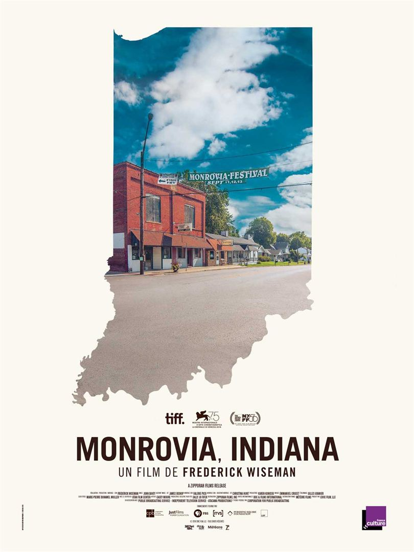 monrovia indiana affiche