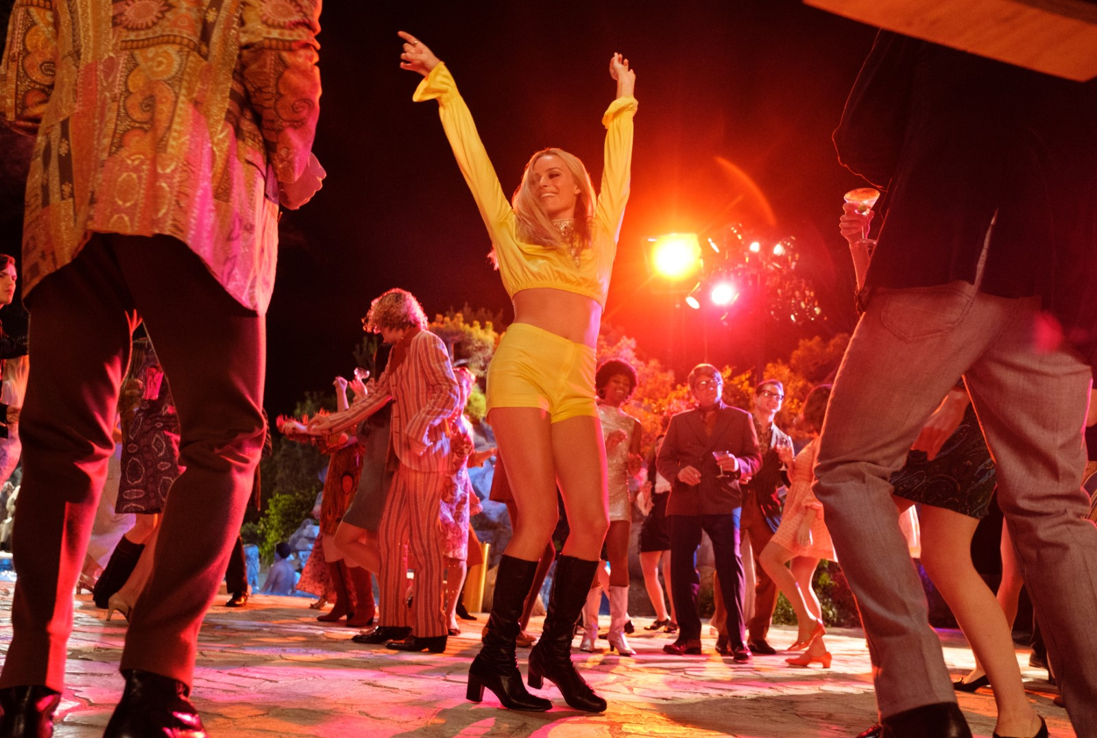 Once Upon A Time In Hollywood, Quentin Tarantino, Margot Robbie, Sharon Tate