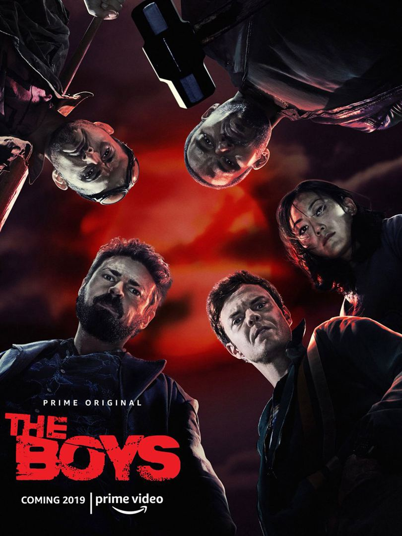 [Séries TV] The Boys, Saisons 1 & 2 1532536