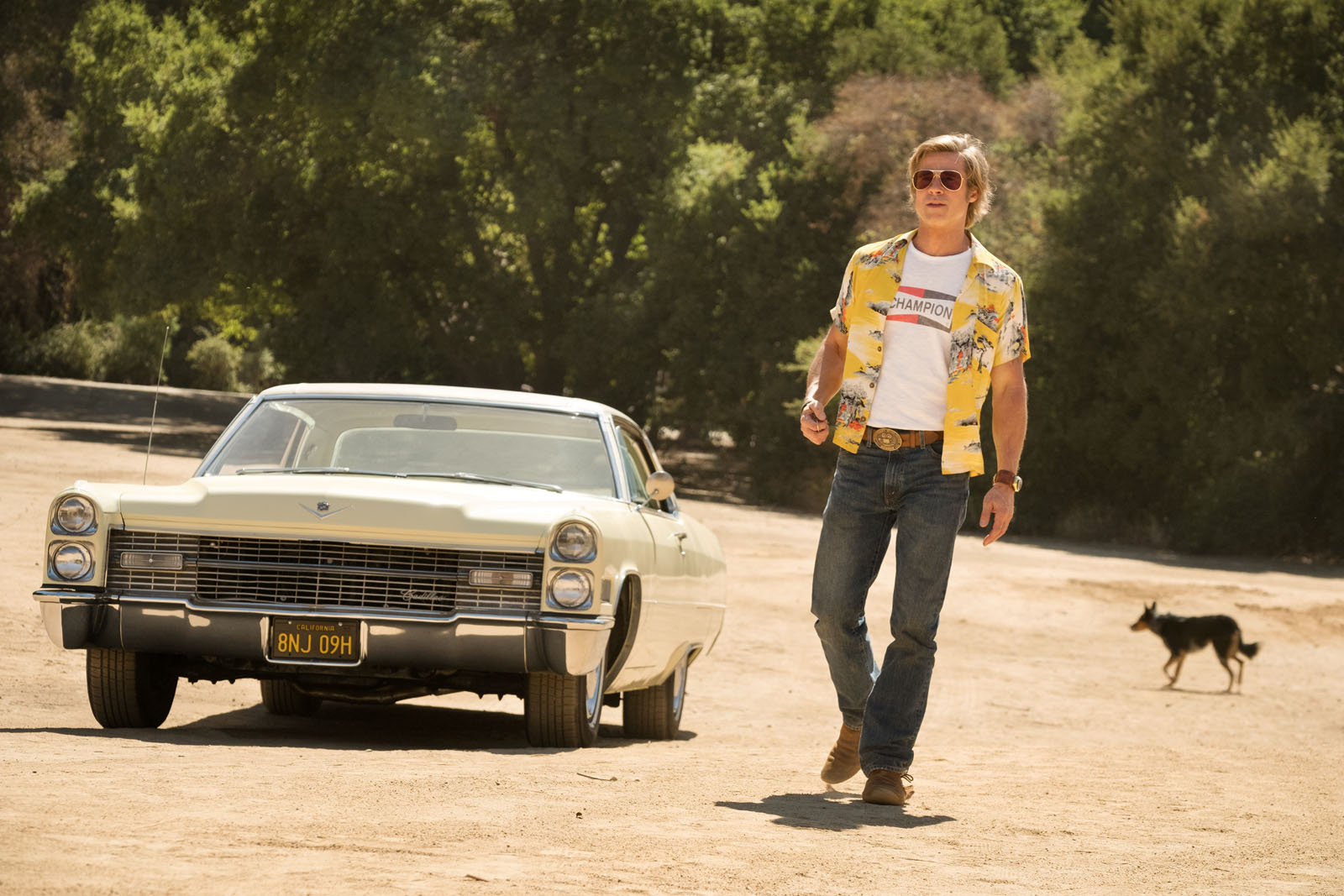 Once Upon A Time In Hollywood, Quentin Tarantino, Brad Pitt, Cliff Booth