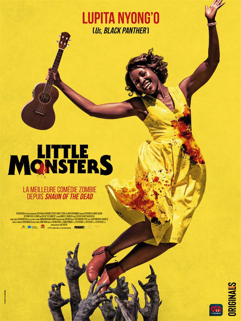 Affiche Little Monsters