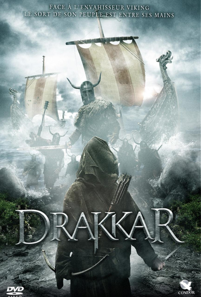Drakkar en streaming