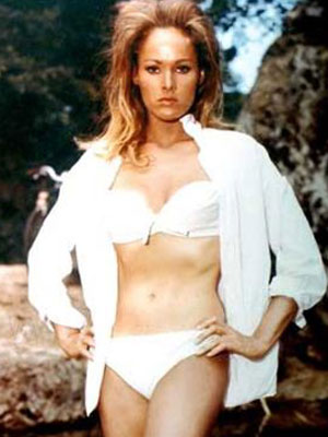 Affiche Ursula Andress