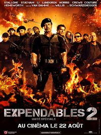 film Expendables 2: unit spciale en streaming