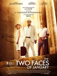 The Two Faces of January streaming