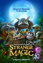 Strange Magic streaming